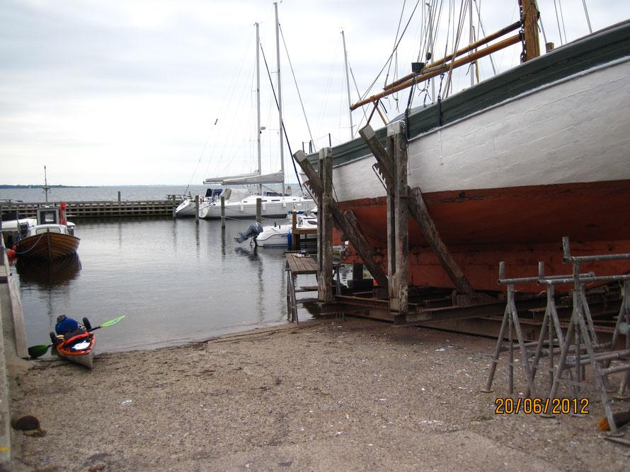 Dyreborg Havnen