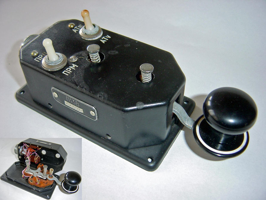 Military Aircraft morse Key. Type P13B.