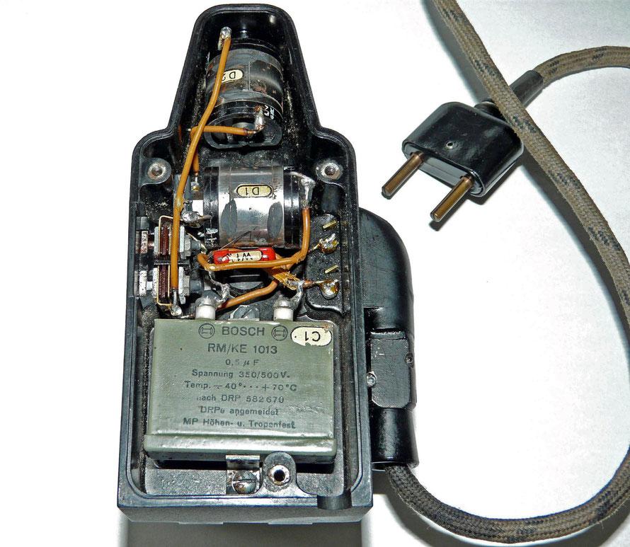 Morsetaste Morse key T 17a. Lorenz.