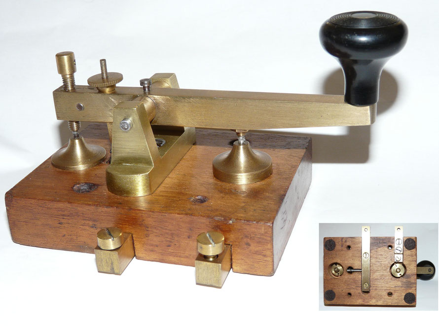 Morse Keys Australia - De website van PA3EGH