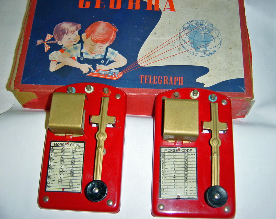 Toy Keys. Made by Geobra.