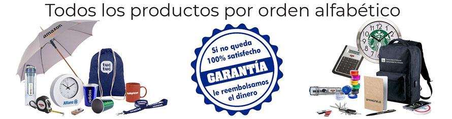 Regalos de empresa, merchandising