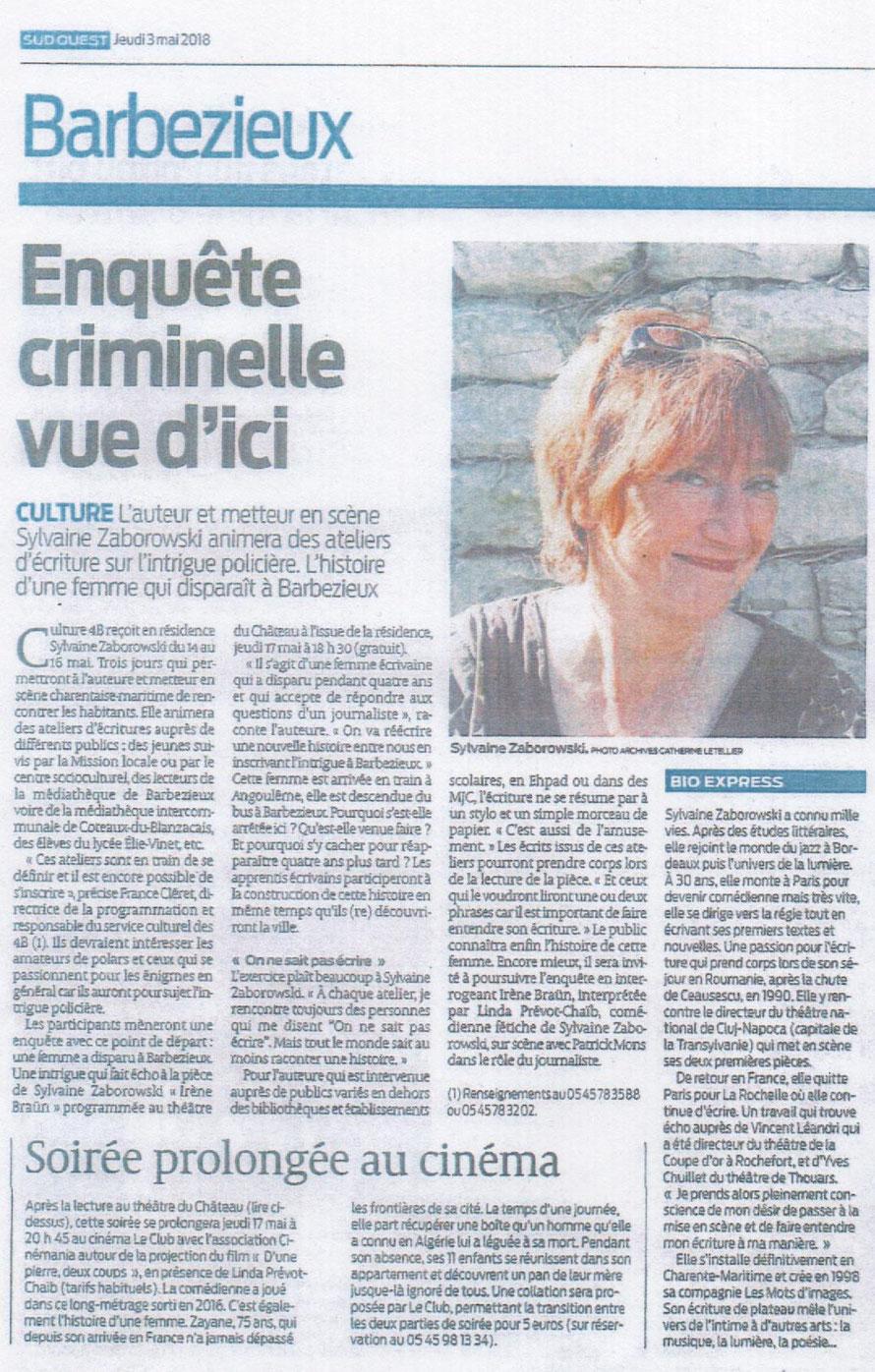 Irène Braün