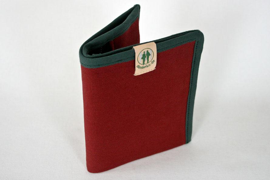 vegan wallet purse