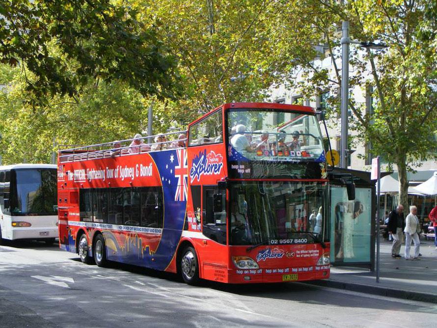 Mein Tourbus