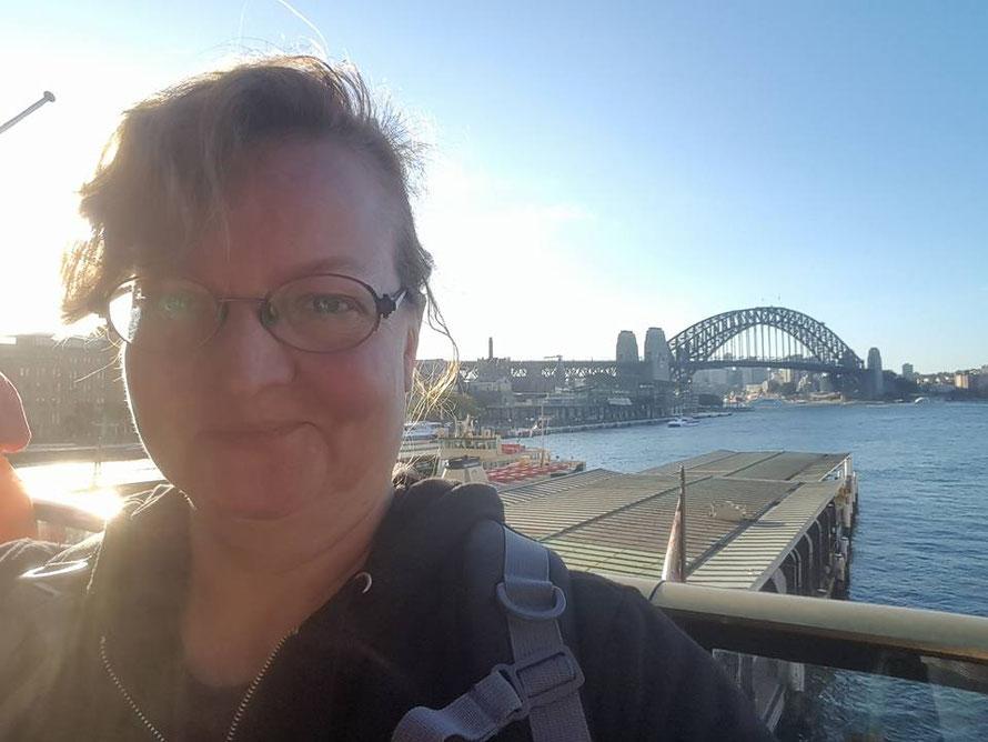 Selfie Circular Quai