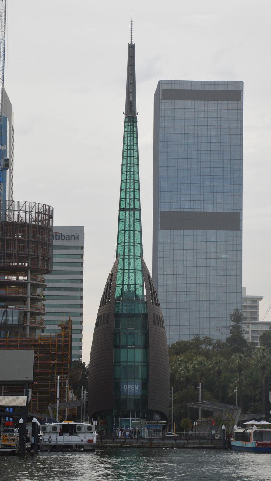 The Bell Tower: da war ich immer noch nicht drin, aber es war die letzten Tage einfach zu schön um irgendwo drinnen was anzuschauen. Das steht dann bei meiner Rückkehr auf dem Programm.