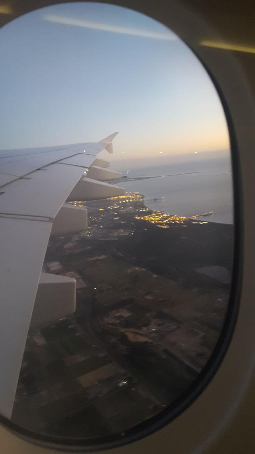 Wir erreichen die Australische Küste