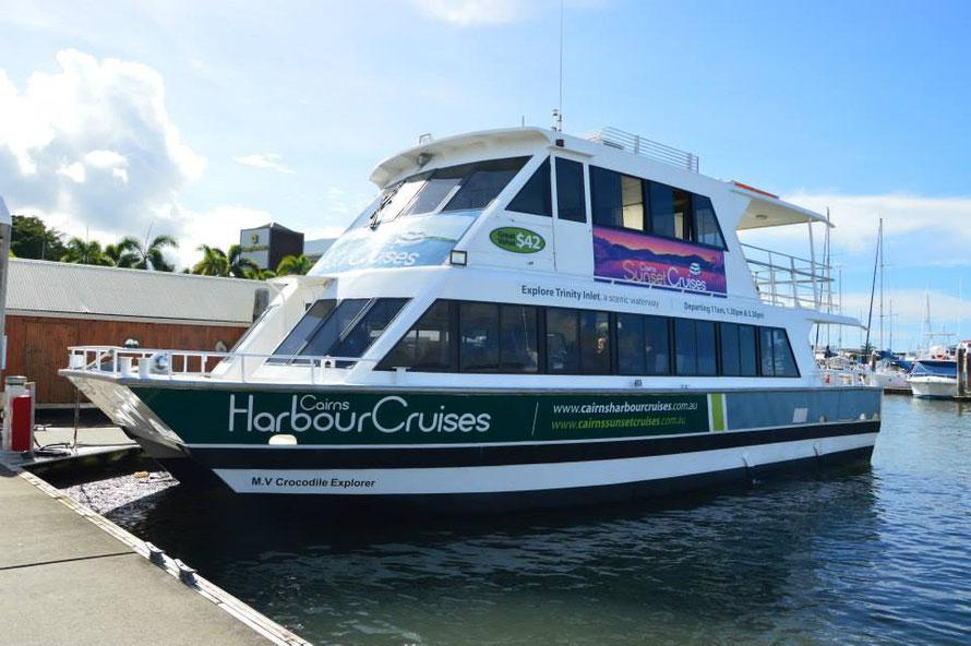 Mein Ausflugsboot