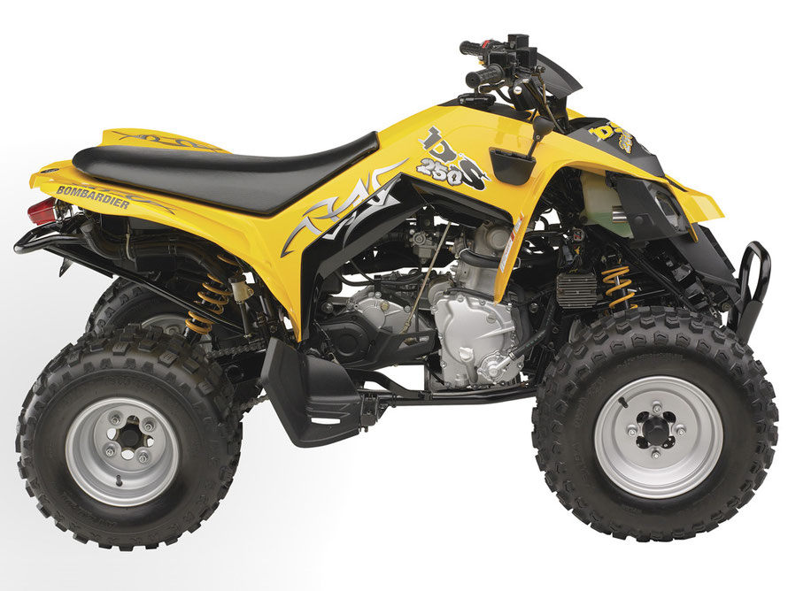 Bombardier ATV service repair manual pdf