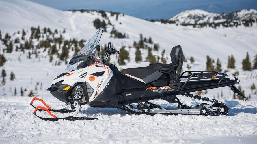 Lynx snowmobiles service manuals PDF