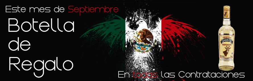 tequila septiembre
