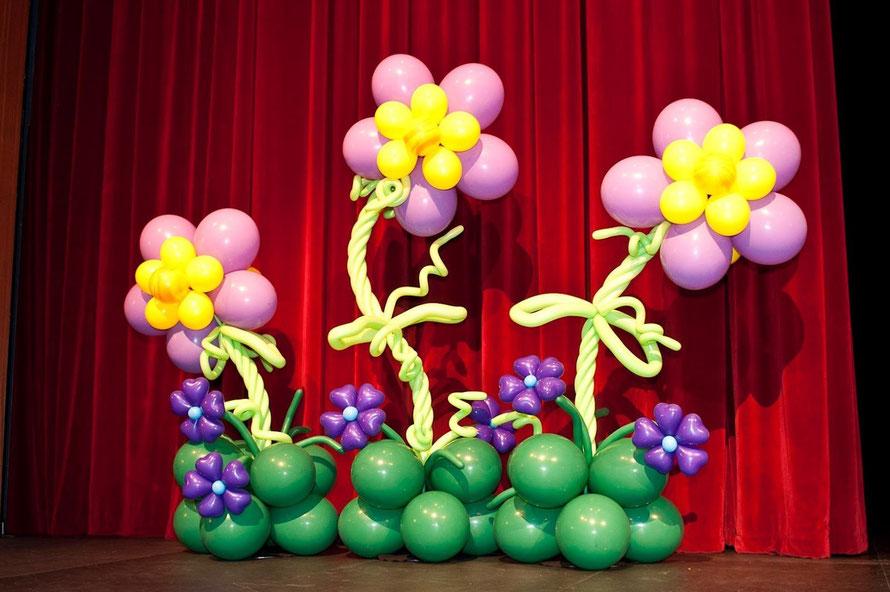 globoflexia y la decoración con globos