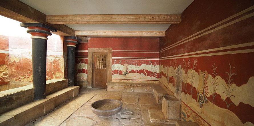 Knossos - Kreta