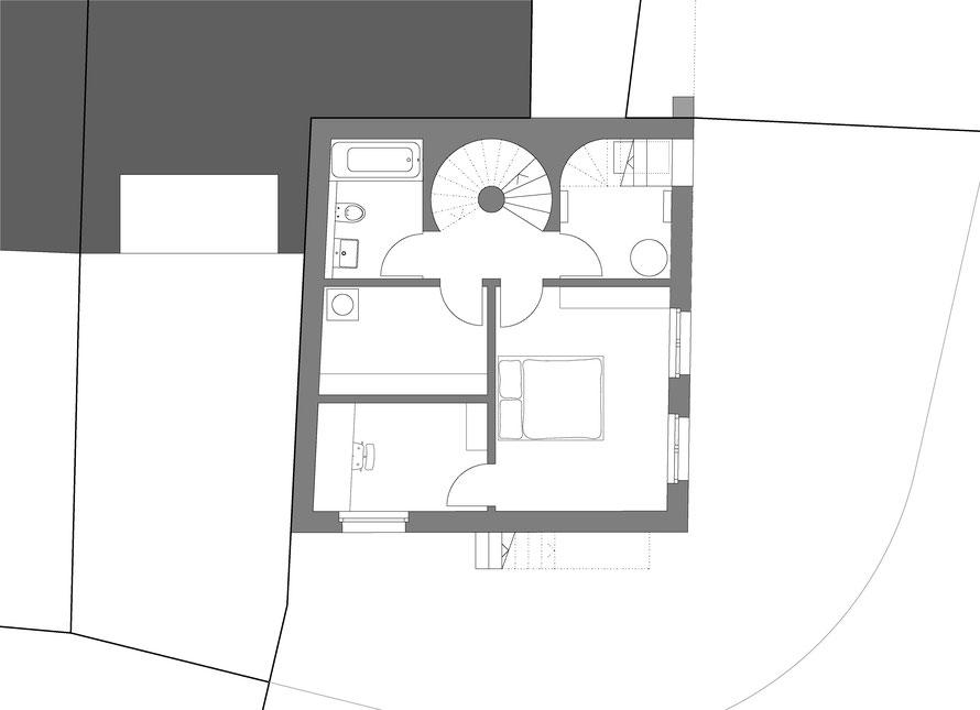 Tiefparterre - Wohnung 1