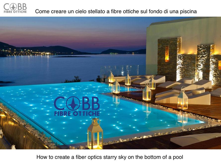 Cieli stellati pavimento piscine benvenuti su fibreopticitaly!