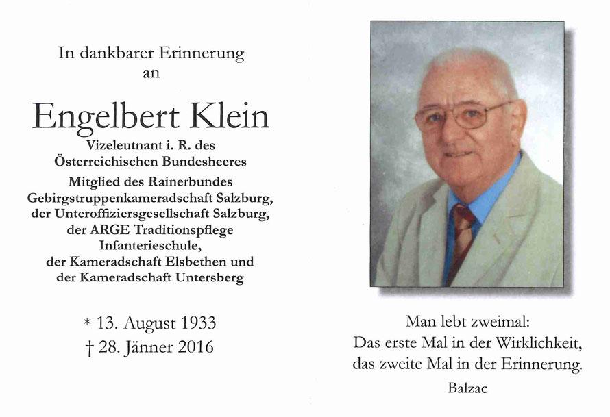 Engelbert Klein