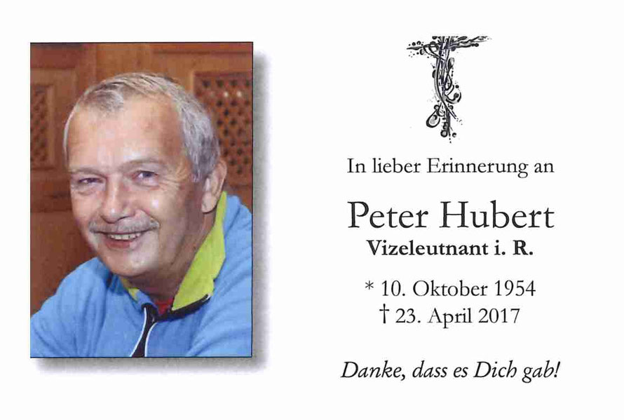 Peter Hubert