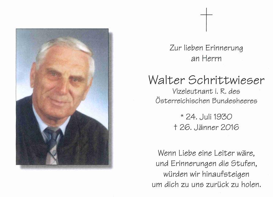Walter Schrittwieser