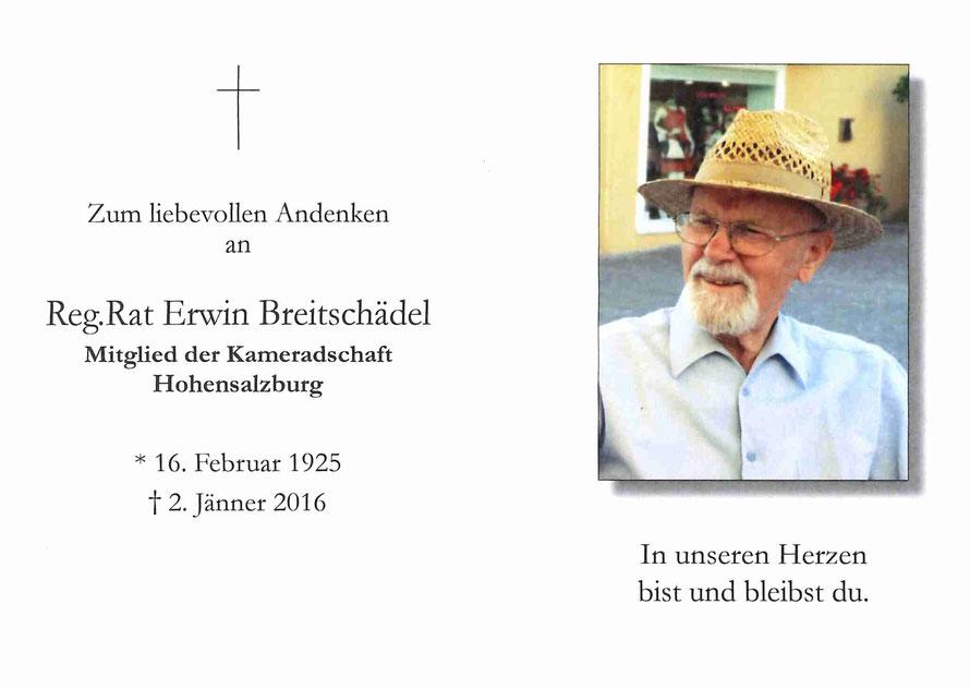 Erwin Breitschädel
