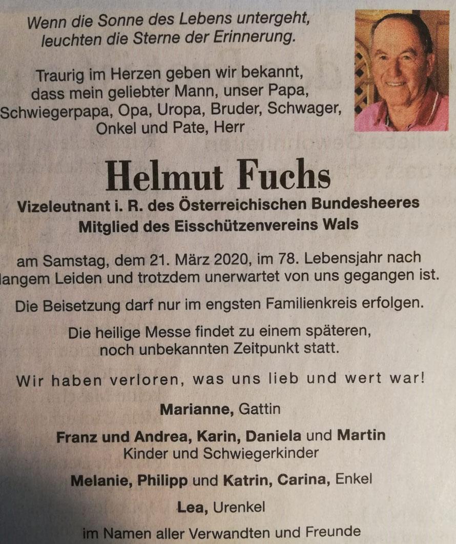 Helmut FUCHS