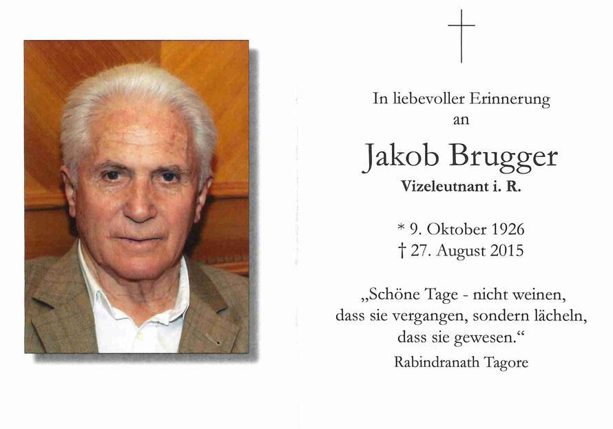 Jakob Brugger