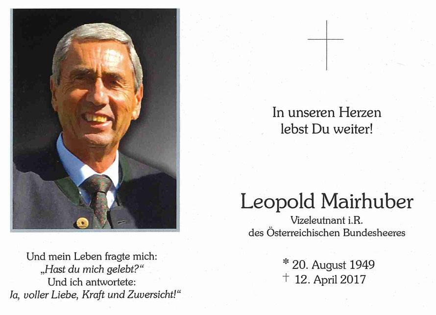 Leopold Mairhuber