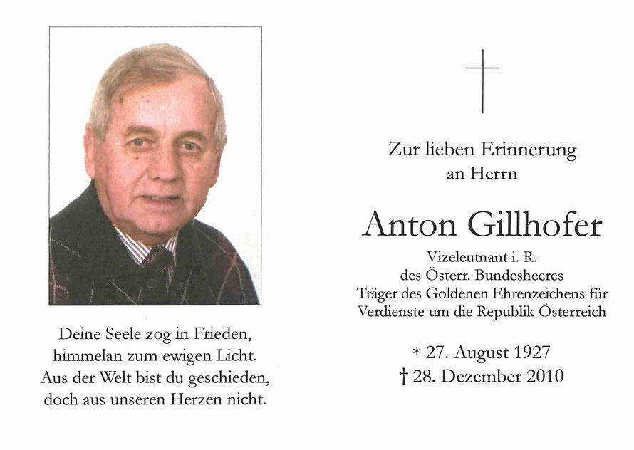 Anton Gillhofer