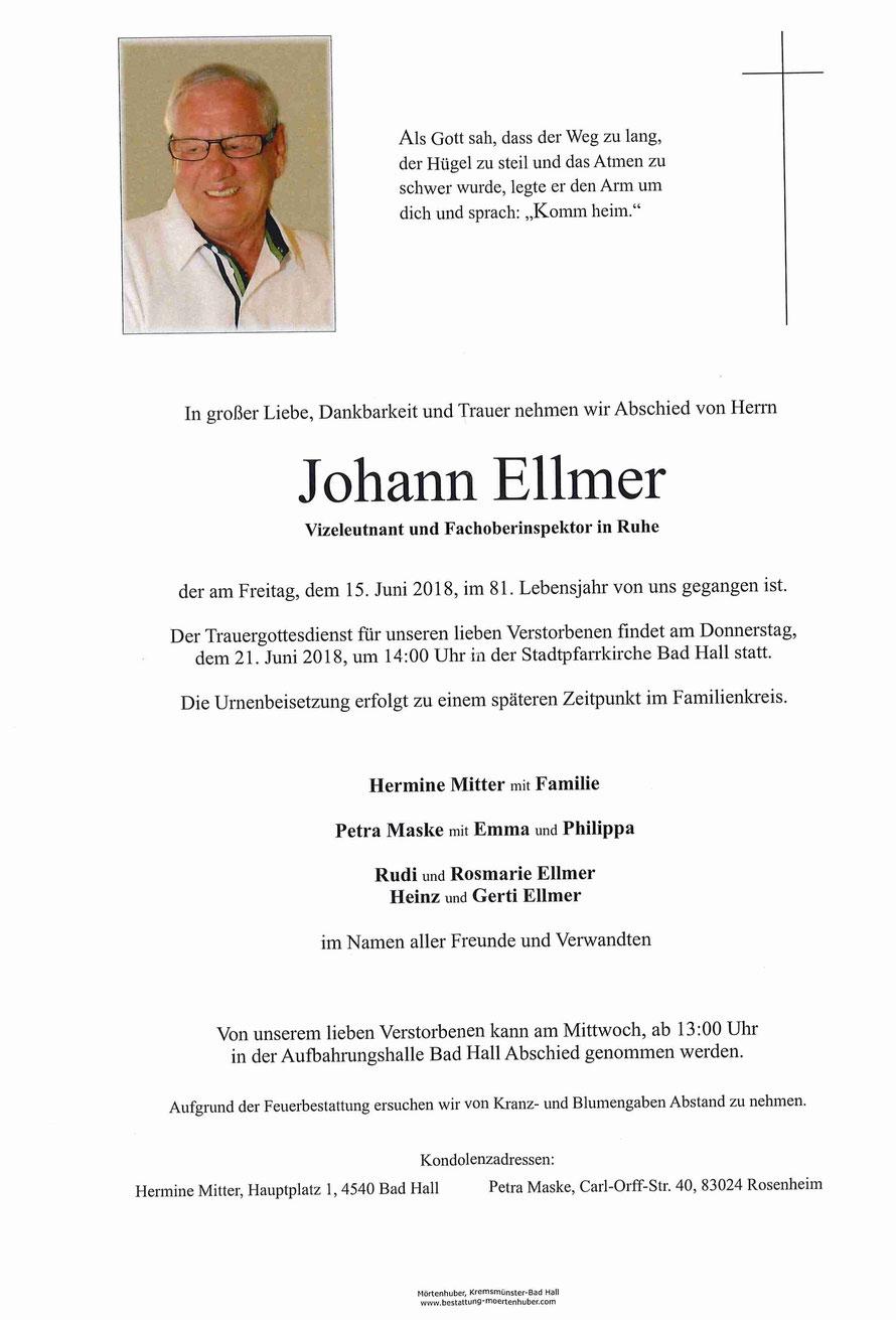 Johann Ellmer