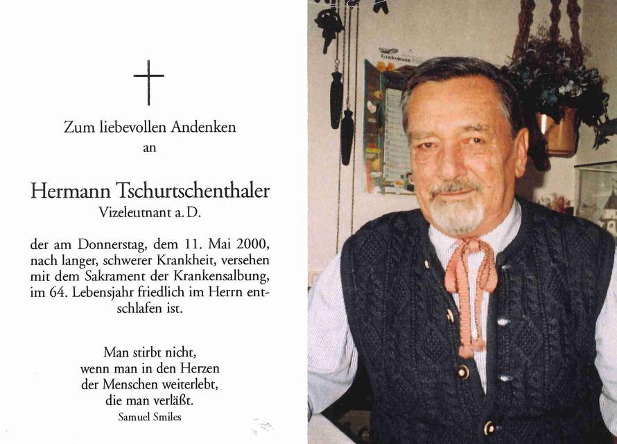 Hermann Tschurtschenthaler