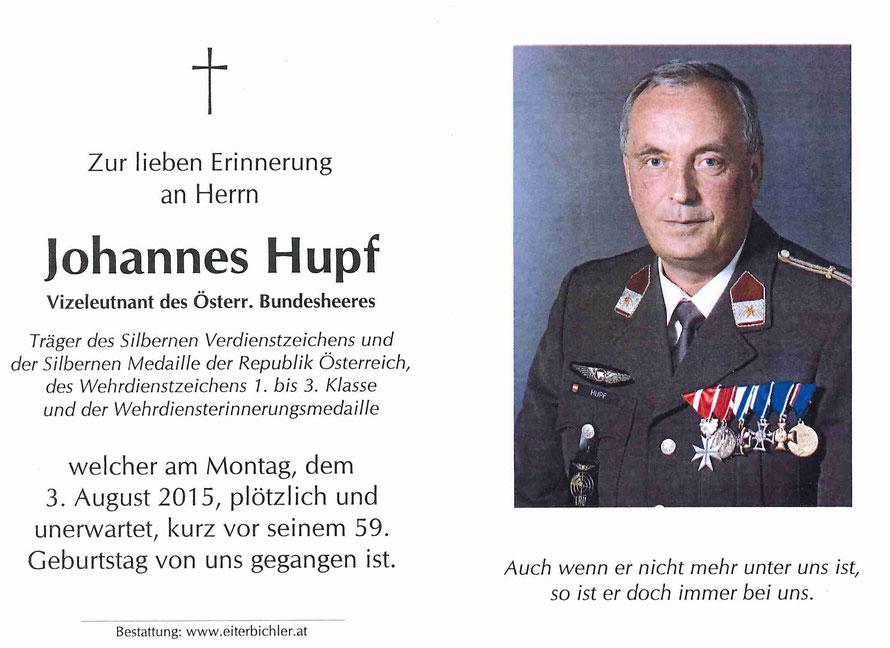 Johannes Hupf