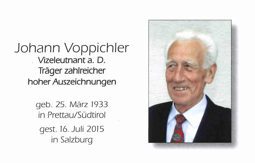 Johann Voppichler