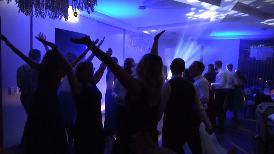 Hochzeit DJ Video