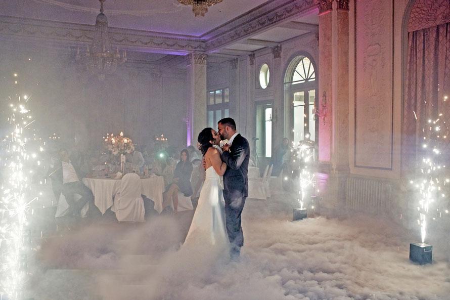 Special Effects von Hochzeit DJ Dubi - Hochzeits DJ Dubi