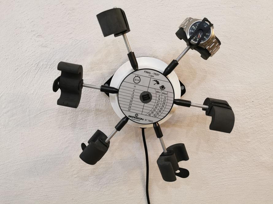 Umlaufgerät - Zum Testen der Automatik und dem Gang unter Bewegung.