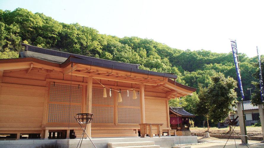 総社宮 拝殿