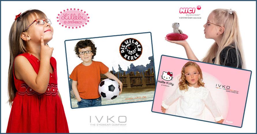 Ivko Kinderbrillen