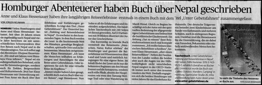 Aus Saarbrücker Zeitung 17.11.2017