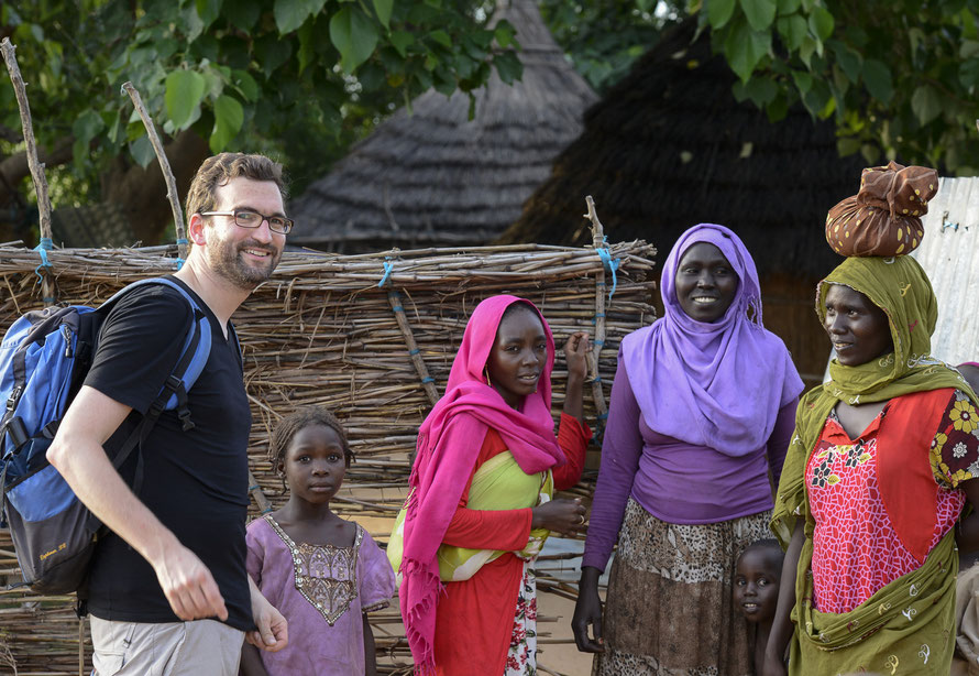 Im Tschad 2018.
