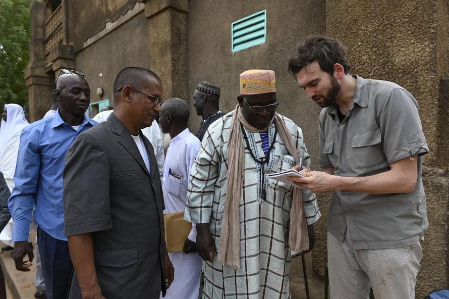 In Kayes / Mali, 2020.