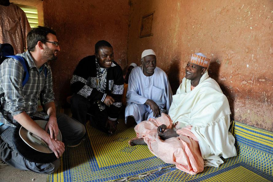In Zinder / Niger 2013