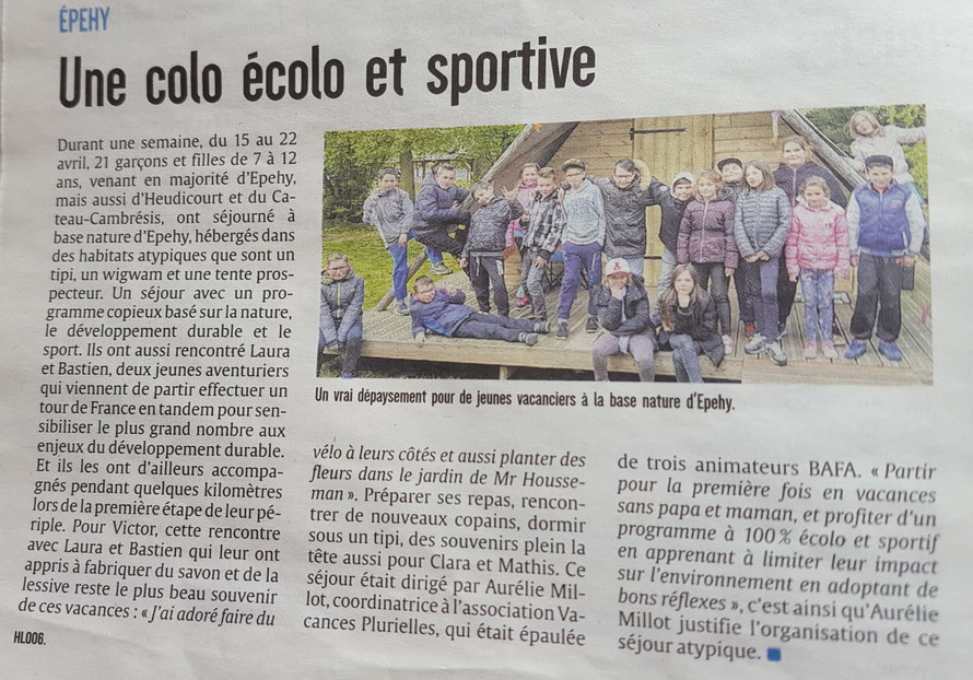Le courrier picard du mercredi 26 avril 2017
