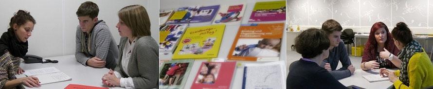Konzeptions- und Leitbildentwicklung von Helia Schneider – Fortbildungen für Kleinkindpädagogik – Inhouse + Online