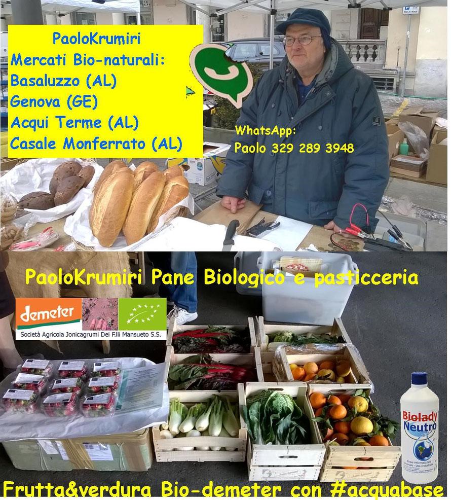 Gruppo Acquisto #PaoloKrumiri Casale Monferrato AL -  paolokrumiri@gmail.com  WhatsApp 329 289 3948