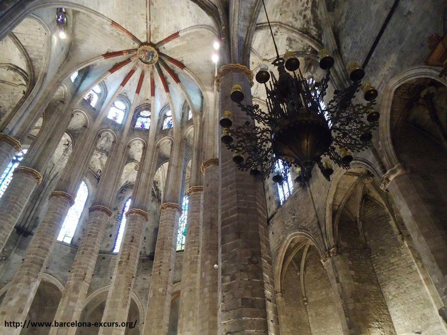 Секреты церкви Санта Мария дель Мар