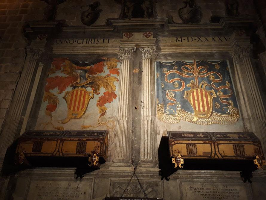 Кафедральный собор Барселоны. Экскурсии по Готическому кварталу Барселоны