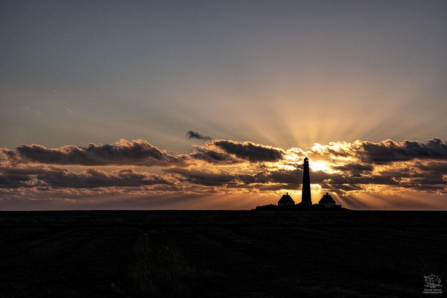 Dezember 2018 - Sankt Peter-Ording - Westerhever Leuchtturm