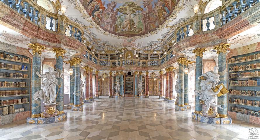 Juli 2019 - Klosterbibliotek Wiblingen