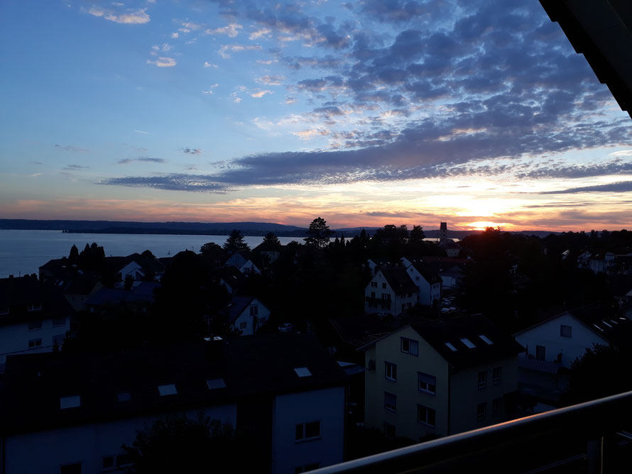 Bild: Traumferienwohnung in Meersburg am Bodensee mit Seeblick