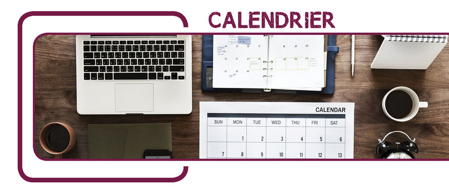 calendrier des événements 2020 / 2021 :   RANDO 91